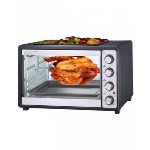 Westpoint WF-4711 RKCD - Convection Rotisserie Oven With Kebab Grill - 1800 Watts - Black
