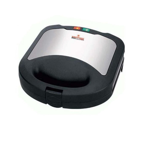 Westpoint WF-639 - 2 Slice Sandwich Maker - Black