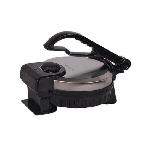 Westpoint WF-6512 - Roti Maker With Timer - Silver & Black