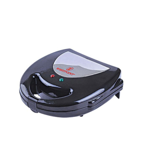 Westpoint WF-684 - Sandwich Maker - Black
