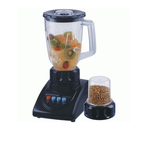 Westpoint WF-7181 - Blender and Dry Mill - 2 in 1 - Black