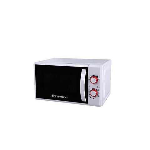 Westpoint WF-822 - 20 Liters - Microwave Oven - White