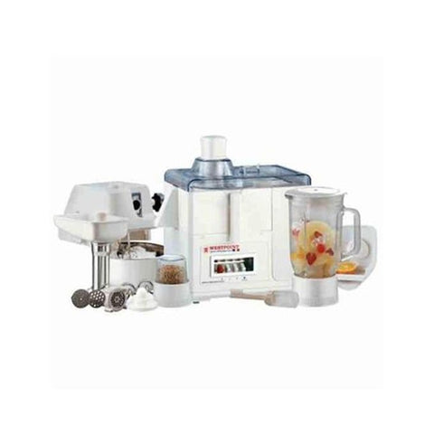 Westpoint WF-8810 - 10 in 1 Jumbo Food Factory - White