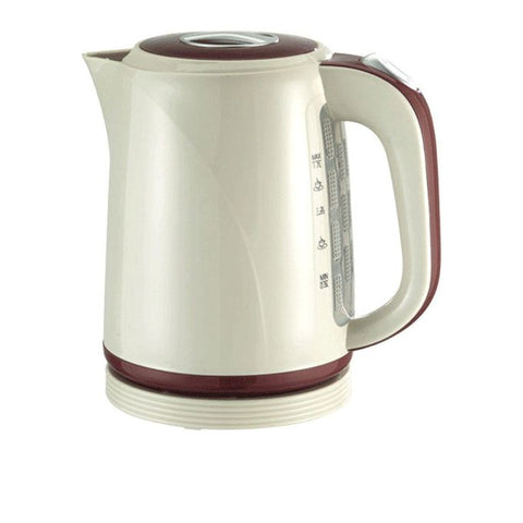 Westpoint WF-989 - Electric Tea Kettle - Cream & Brown