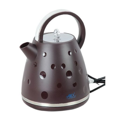 Anex Deluxe Fancy Kettle - AG 4044 - Black