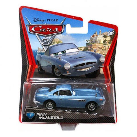 Disney Pixar Cars Finn McMissile Car for Kids