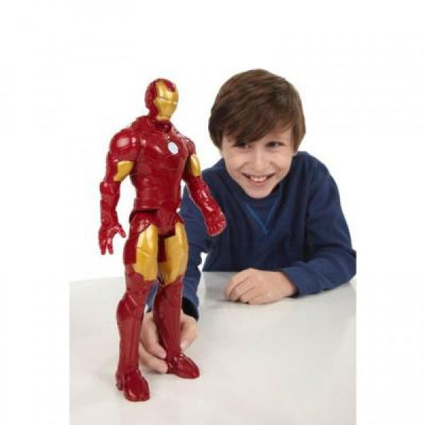 Marvel Titan Hero Iron Man Series for Kids