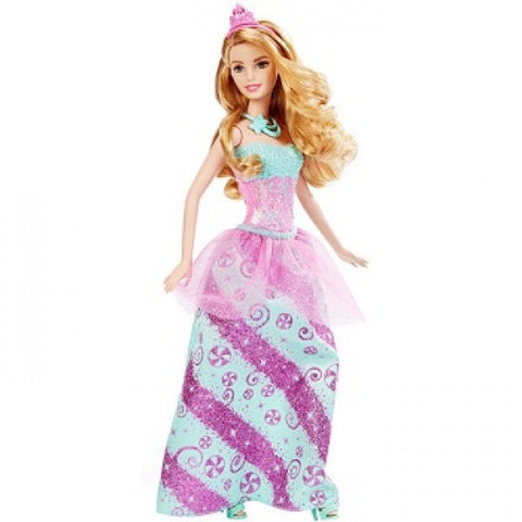 Barbie Princess Candy Doll