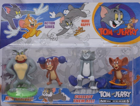 Tom and Jerry Action Series