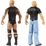 The Rock & Stone Cold Steve Austin Toy for Kids