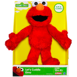 Street Elmo Figure for Kids