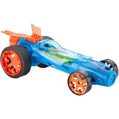 Hot Wheels Twisted Cycle Vehicle Toy