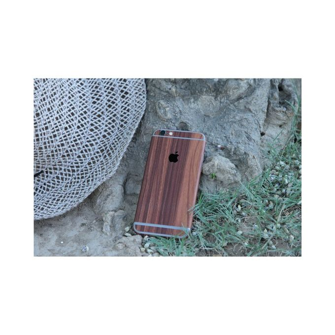 iPhone 6 Plus Oak Mobile Skin - Brown
