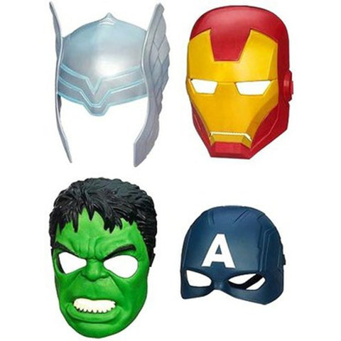 Avengers Look like Masks for Kids