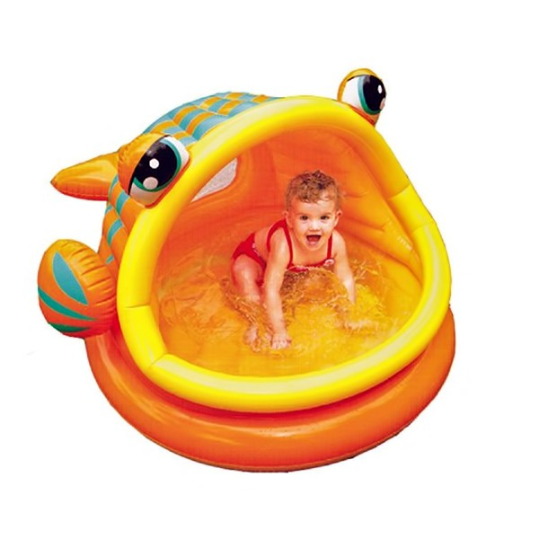 Fish Largemouth Inflatable Swimming Pool