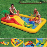 Intex Inflatable Pool Ocean Play Center