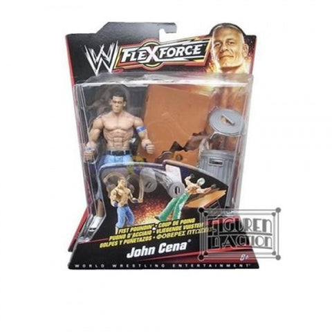 Mattel WWE John Cena Flex Force Figure (Original)