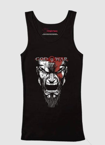 God Of War Tank Top