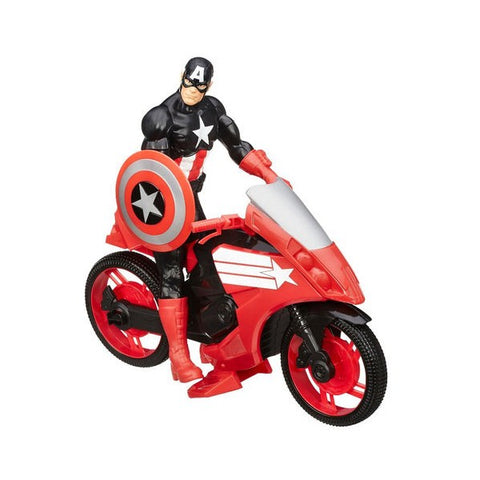 Marvel Avengers Captain America Vehicle for Kids