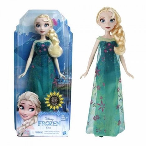 Disney doll Frozen Fever Elsa
