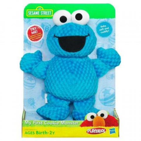 Street Cookie Monster Figure for Kids