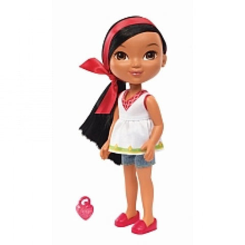 Nickelodeon Dora & Friend Naiya Doll