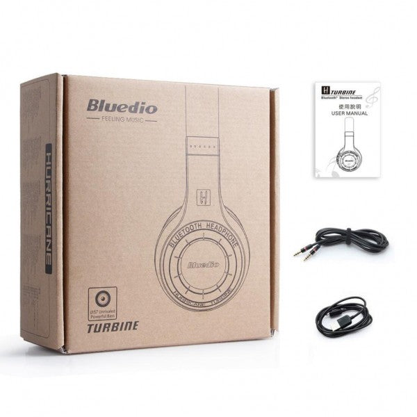 Bluedio Bluetooth Headset H+