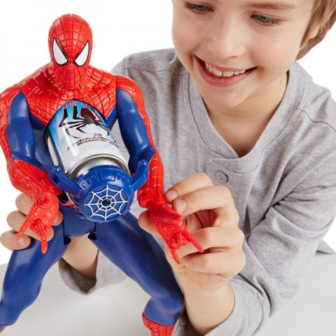 Hasbro Web-Slinging Spider-Man Figure