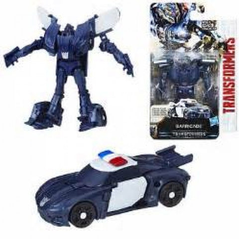 Transformers Last Knight Barricade for Kids