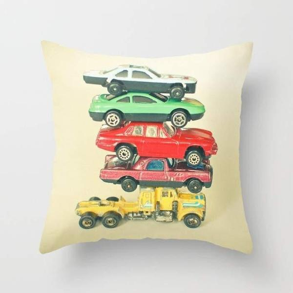 Pile Up Cushion Pillow