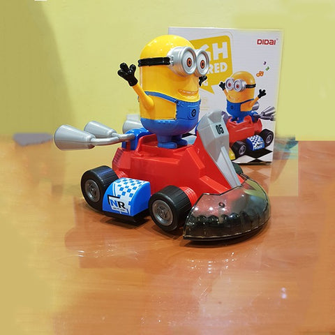 Minion High Powered Karting