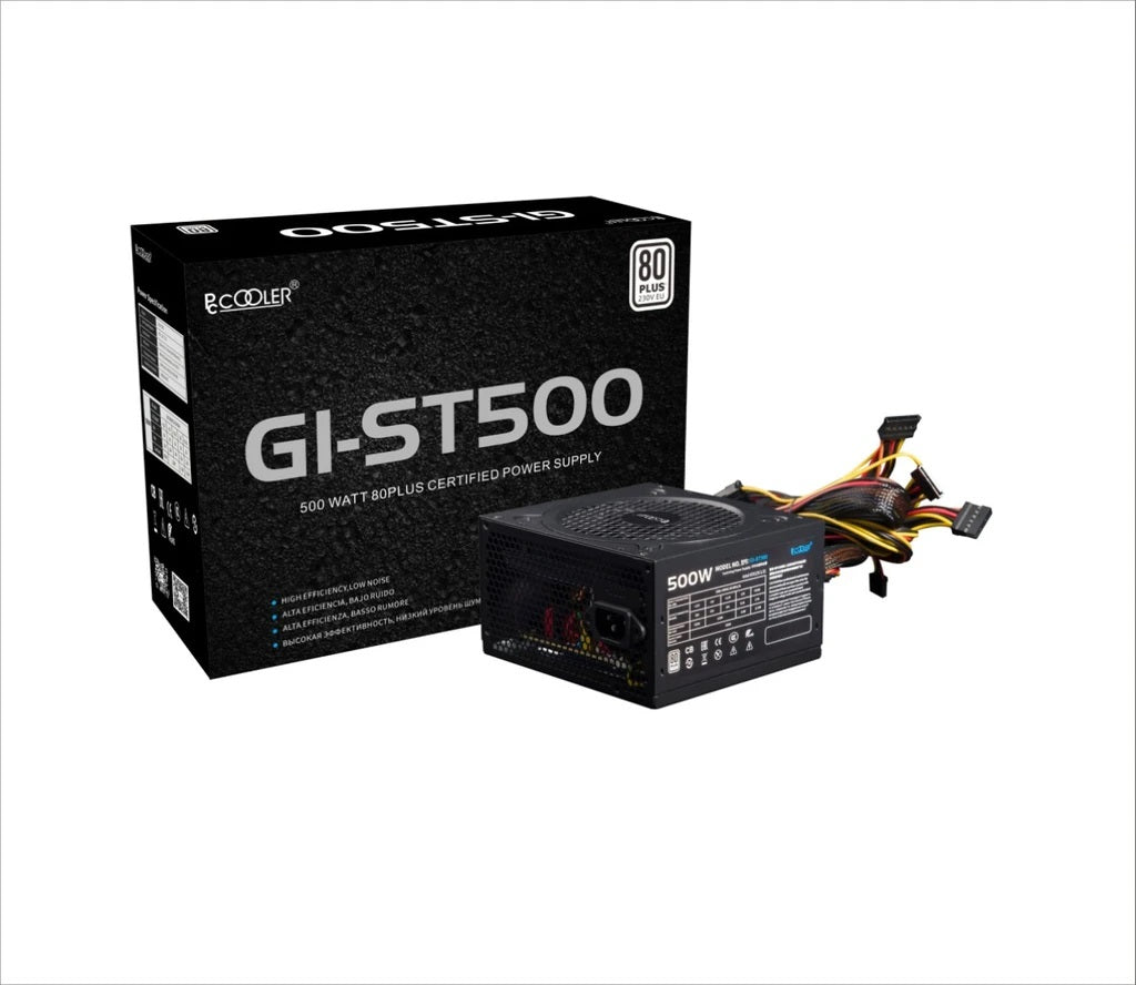 PC Cooler GI-ST500 500W