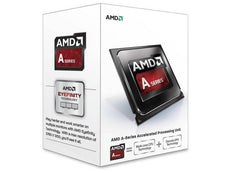 AMD A4 6300 (Dual-Core, 3.9 GHz Max Turbo, 3.7 GHz Base)