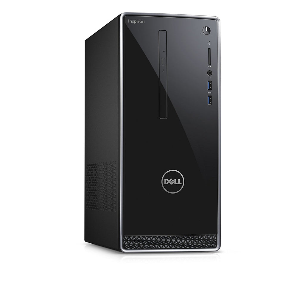 Dell Inspiron 3668-MT-Core i3-7100 3.9GHz-8GB-1TB