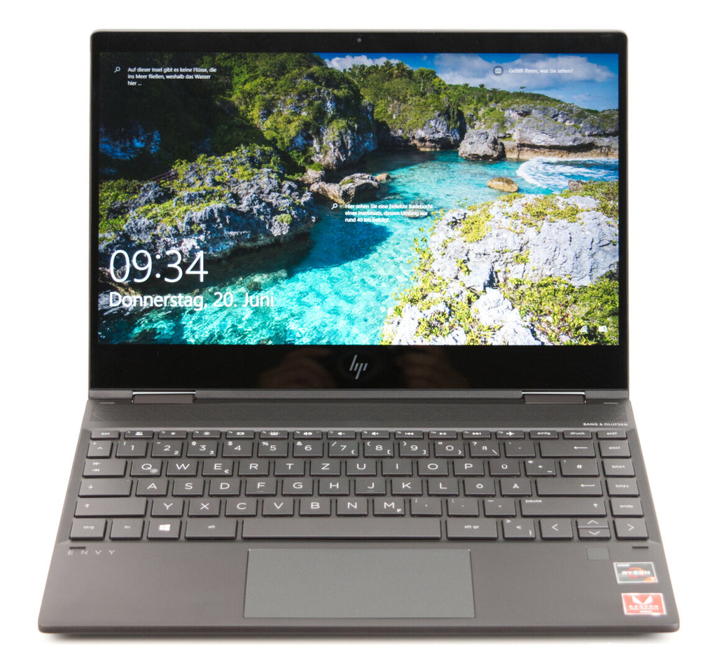 HP ENVY X360 CONVERTIBLE	13-AR0126AU | Ryzen 7 3700U | 8 GB DDR4 | 512GB SSD | Radeon RX Vega 10 | Windows 10