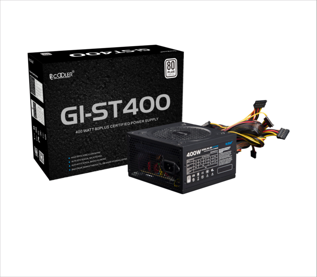 PC Cooler GI-ST400 400W