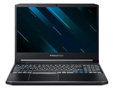 ACER PREDATOR HELIOS 300 PH315-53-73RT | i7-10750H | 8GB | 512GB NVMe SSD + 1 TB HDD | GTX 1660 Ti 6GB | Windows 10