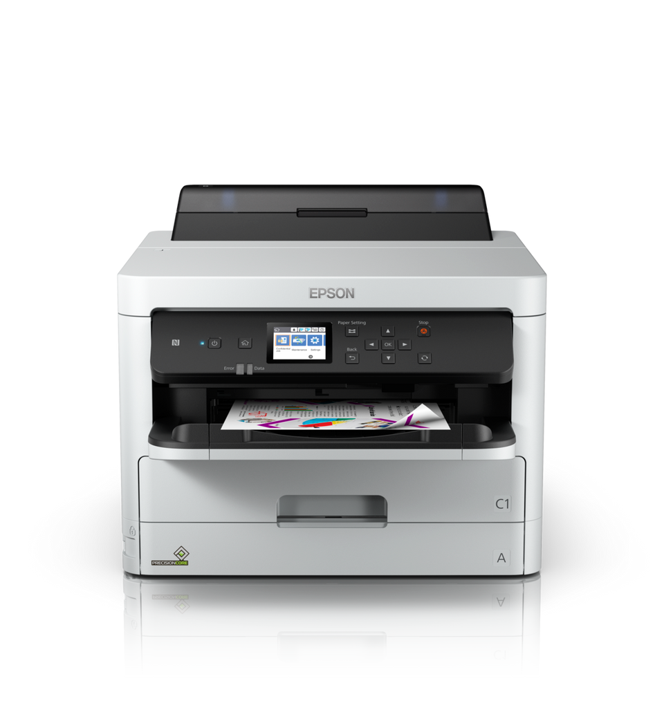Epson WorkForce Pro WF-C5290 Wi-Fi Duplex Inkjet Printer