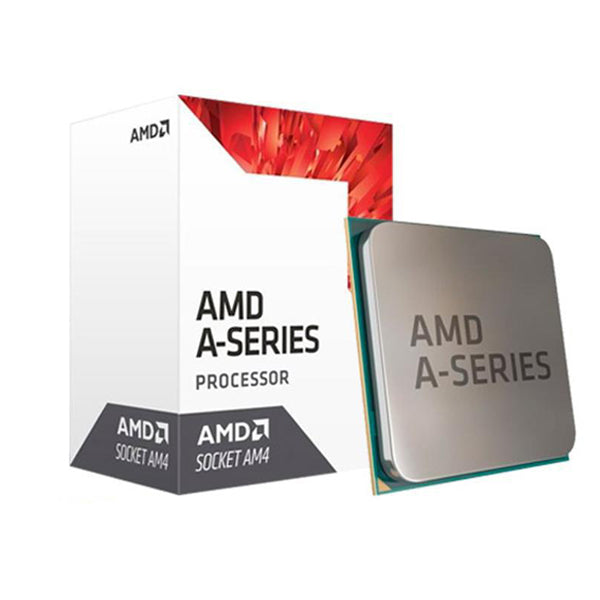 AMD 7th Gen A10-9700 Quad Core AM4 3.8GHz APU Processor with Radeon R7 Graphics