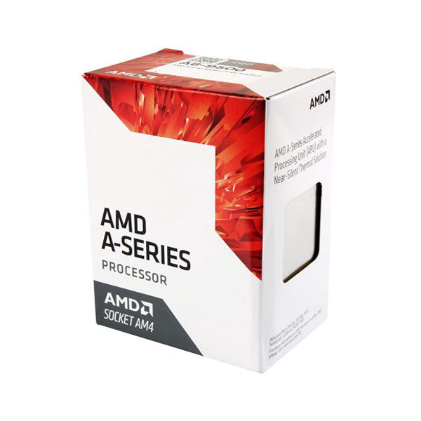 AMD 7th Gen A6-9500 Dual Core AM4 3.5GHz APU Processor with Radeon R5 Graphics