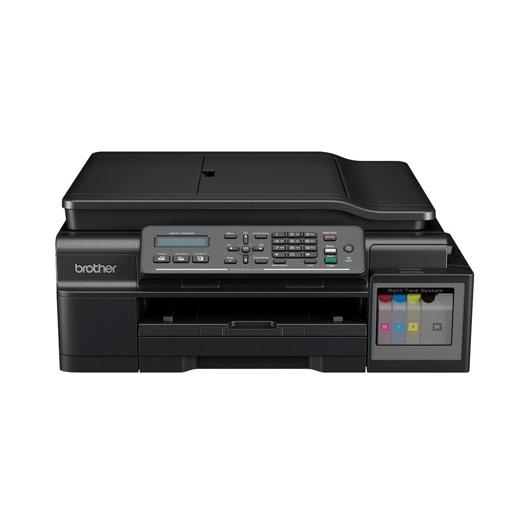 Brother MFC-T800W Multi-Function Wireless Printer with Fax