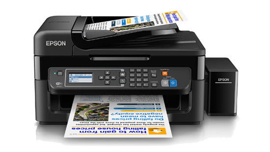 Epson L565 Wi-Fi Direct, ADF and FAX Ready, All-in-One Ink Tank Printer