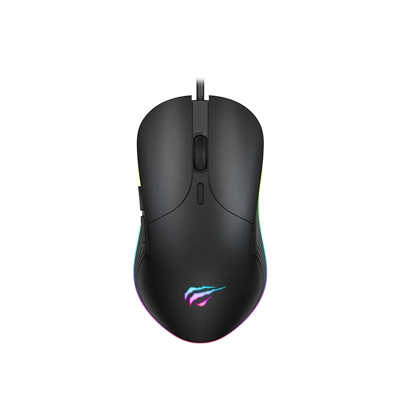 MS1020 RGB Backlit Programmable gaming mouse