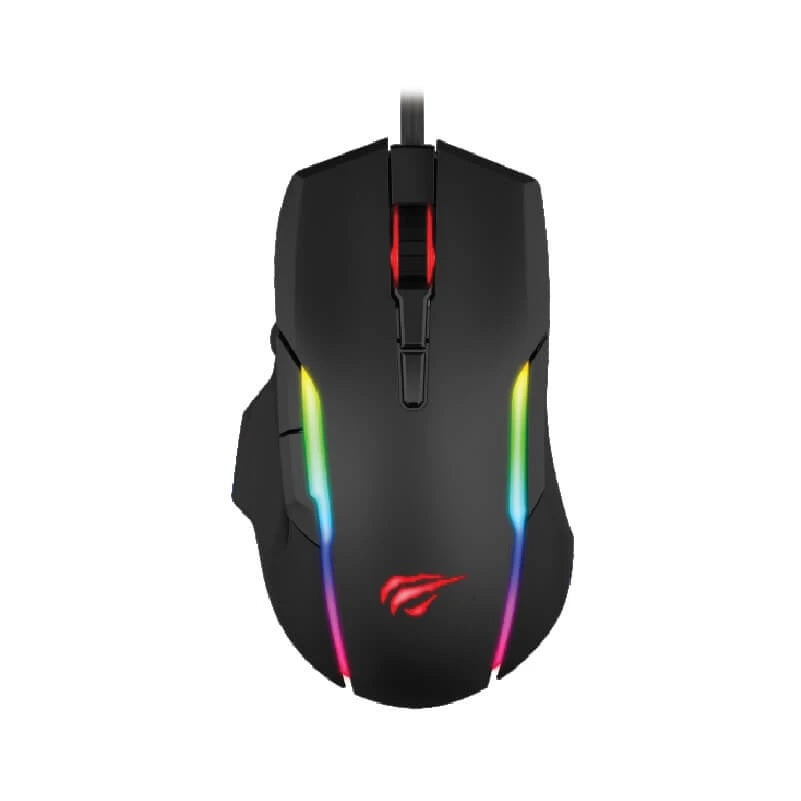 MS1012A RGB backlit gaming mouse