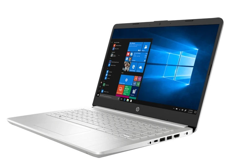 HP Laptop 14S-DK1057AU | Ryzen 3 3250U | 4GB DDR4 | 256 GB PCIe NVMe M.2 SSD | AMD Radeon Vega 3 Graphics | Windows 10