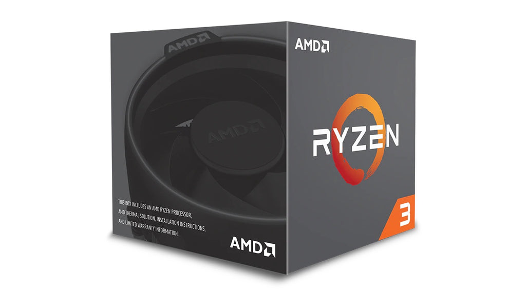 AMD Ryzen™ 3 1200 Processor Socket AM4