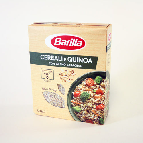 Barilla - Cereals and Quinoa