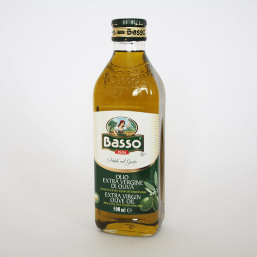 Basso - Extra Virgin Olive Oil 500ml