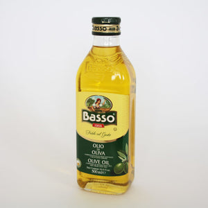 Basso - Olive Oil 500ml