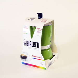 Bialetti 3 Cup Lime Green